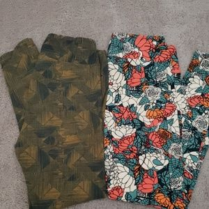 Tall and Curvy LulaRoe Leggings!